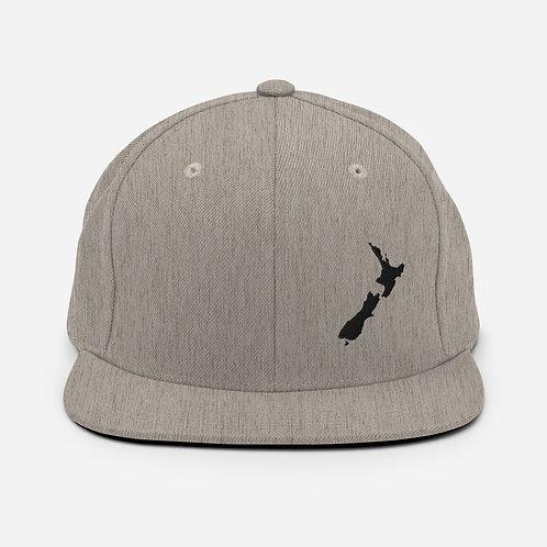 Kiwi Snapback Hat