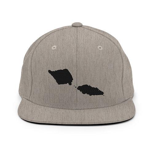 Samoa Snapback Hat