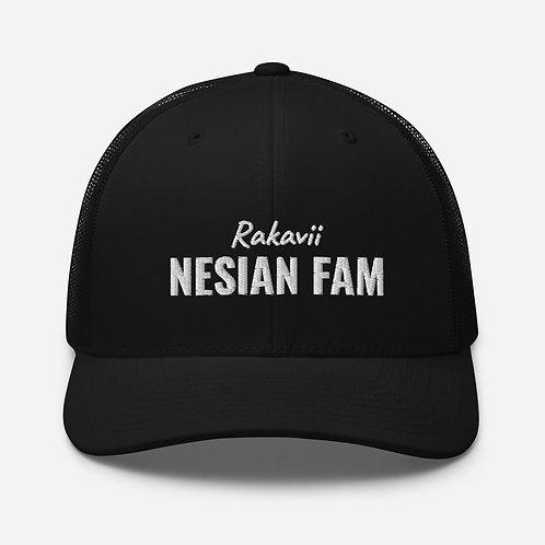 Nesian Fam Trucker Hat