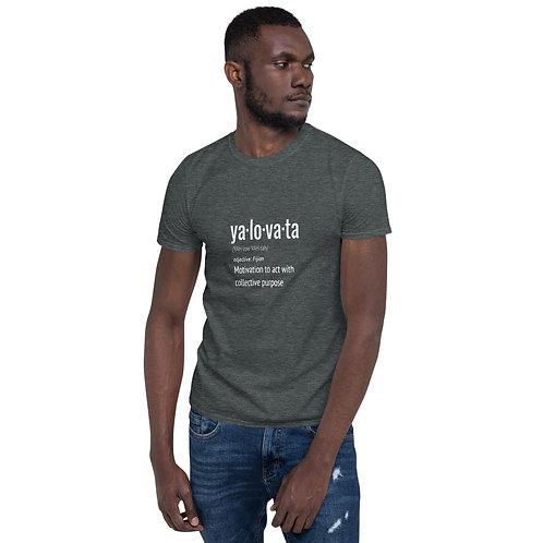 YAL-O-VA-TA Tshirt