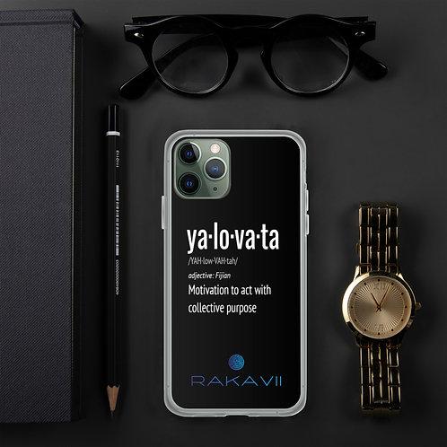 Yalovata iPhone Case