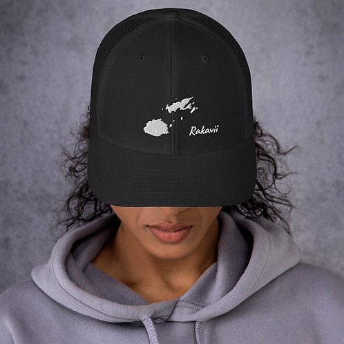 Rakavii Fiji Islands Hat