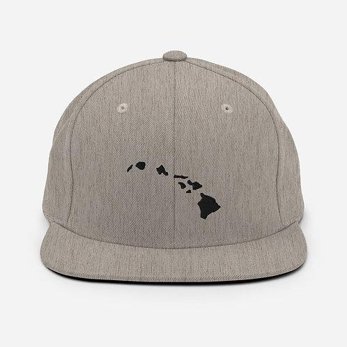 Hawaii Snapback Hat