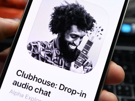 Waspada aplikasi menyamar Clubhouse for Android