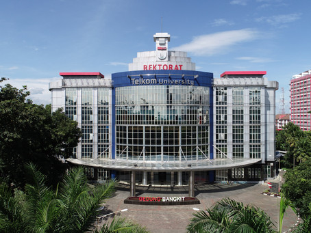 Pengolahan Limbah Daun Berbasis I-Want Telkom University