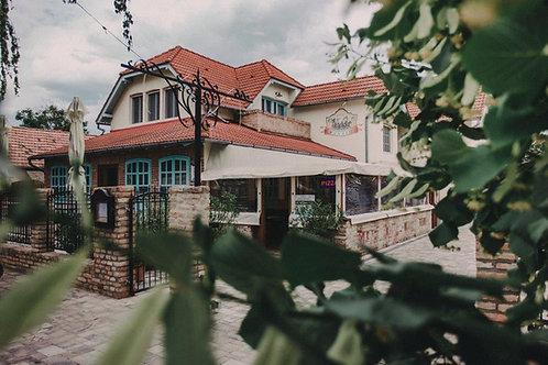 Jól működő panzió-étterem a Balaton fővárosában