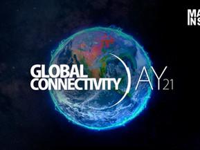 Canal souneo transmite na segunda-feira dia 19/04 o Global Connectivity Day 2021 às 19h