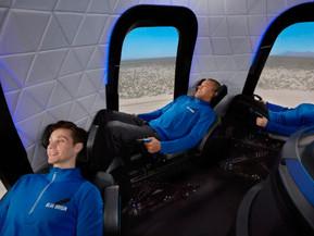 Blue Origin será lançada com intenção de voo espacial humano