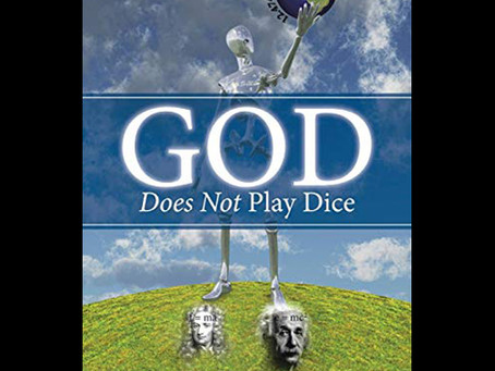 God Does Not Play Dice || Tom James in America Tonight Radio with Kate Delaney