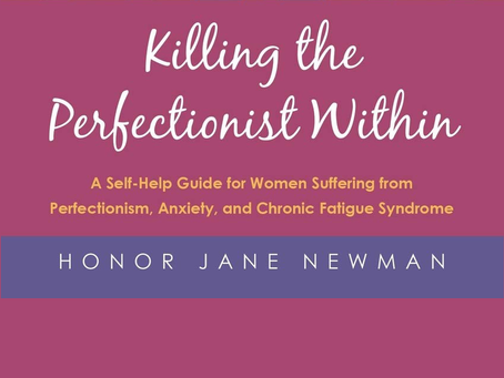 PODCAST: Killing the Perfectionist Within | Honor Newman in America Tonight with Kate Delaney