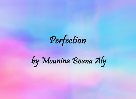 Perfection by Mounina Bouna Aly