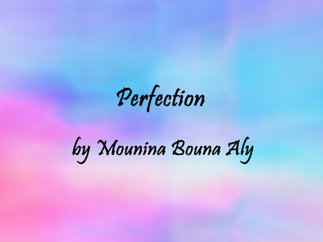 Perfection by Mounina Bouna Aly