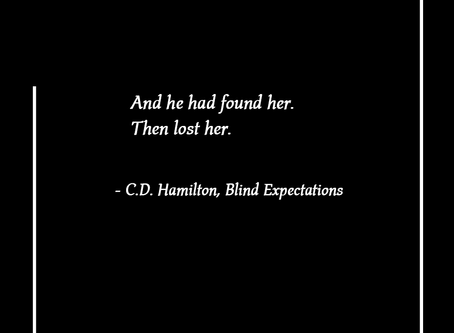 PODCAST: Blind Expectations - C.D. Hamilton in America Tonight with Kate Delaney