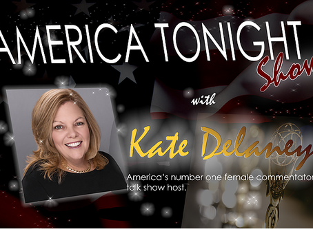Paul Rushworth Brown in America Tonight with Kate Delaney