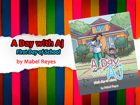 A DAY WITH AJ | Mabel Reyes  for This Week in America with Ric Bratton