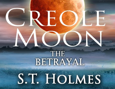 PODCAST: Creole Moon | S.T. Holmes on Daily Spark Radio with Dr. Angela Chester