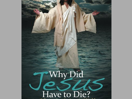 Why Did Jesus Have to Die? | Chris Conrad in Rebuilding Your Life Radio With Susan Sherayko