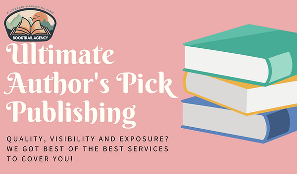 ultimate author's pick