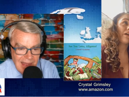 SEE YOU LATER, ALLIGATOR! | Crystal Grimsley for This Week in America with Ric Bratton