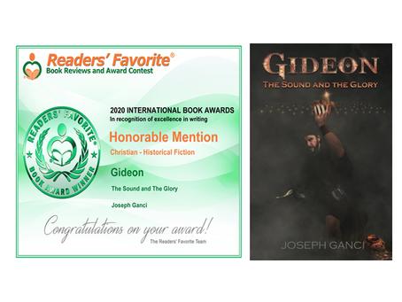 Readers' Favorite 2020 International Book Awards