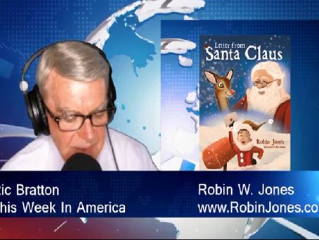 LETTER FROM SANTA CLAUS | Robin Jones for This Week in America with Ric Bratton