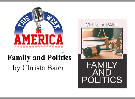 TWIAtv: Author Christa Baier on This Week in America with Ric Bratton