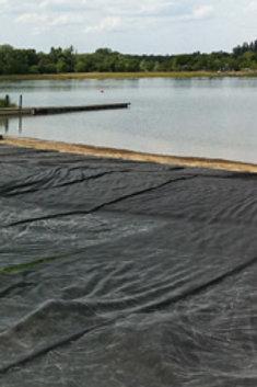 Aquascreen Benthic Barrier