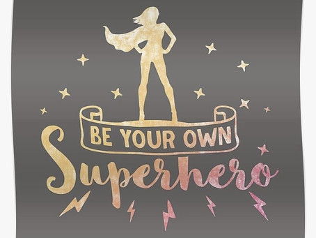 Find The Superhero Within