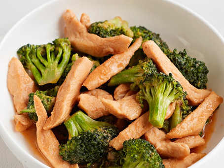 Chicken Broccoli Dijon