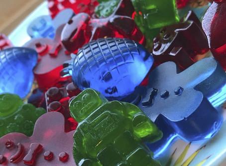 Healthy Creation: Sugar Free & Carb Free Gummies!