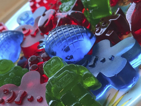 Healthy Creation: Sugar Free & Carb Free Gummies!
