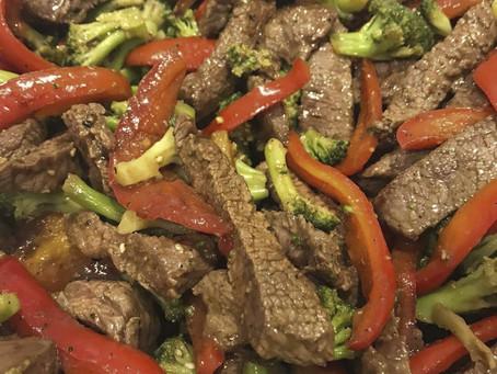 Beef n Broccoli Medley Bowl