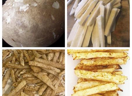 Crisp, Healthy, Super Fries