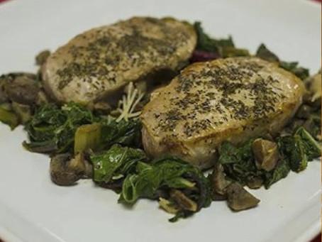 Quick Healthy, & Delicious Classic Pork