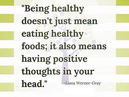 The Wealth in Health and Positivity