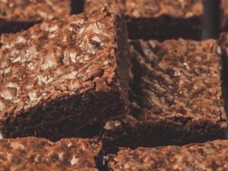 Healthy Fudgy Protein Brownies