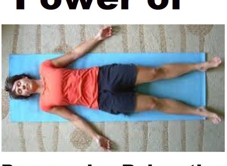 Power of Progressive Relaxation