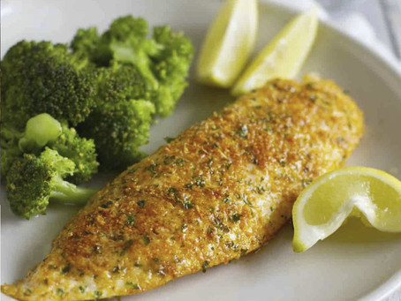Fabulous Fish - Healthy Alternative To Frying!