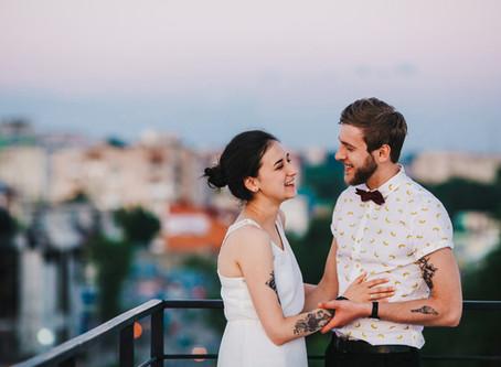 Was tun, an dem Tag, an dem ihr eigentlich geheiratet hättet?