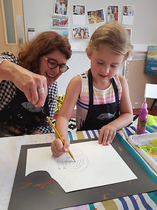 Creative + Expressive Arts Therapies