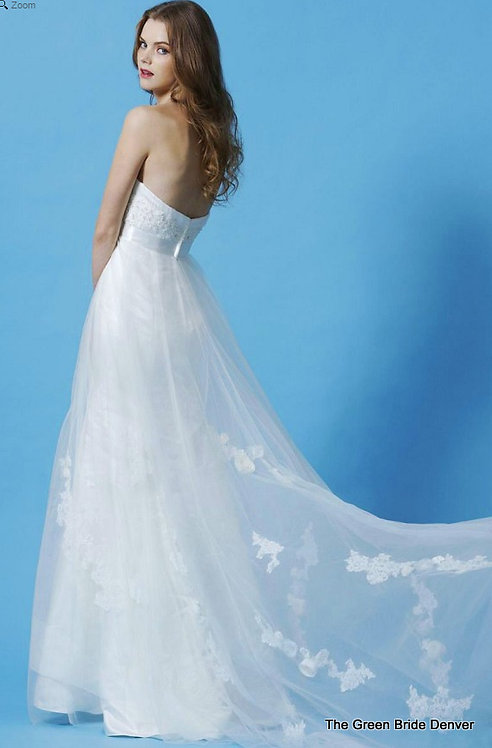 SWOON FOR ROMANTIC LACE SZ 12 IVORY BRAND NEW