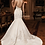 Thumbnail: Stunning Casablanca Bejeweled Elegance in a size 10 ivory