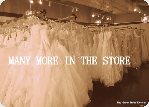 We have hundreds of dresses we can only list a few