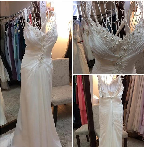 YOU FOUND THE PERFECT DRESS sz 16 Outlet only