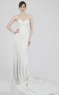THEIA SYDNEY DRESS IN SZ 10 ALL LACE LOVE