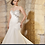 Thumbnail: Elegance personified in this sz 26 lace-up gown by Mori Lee