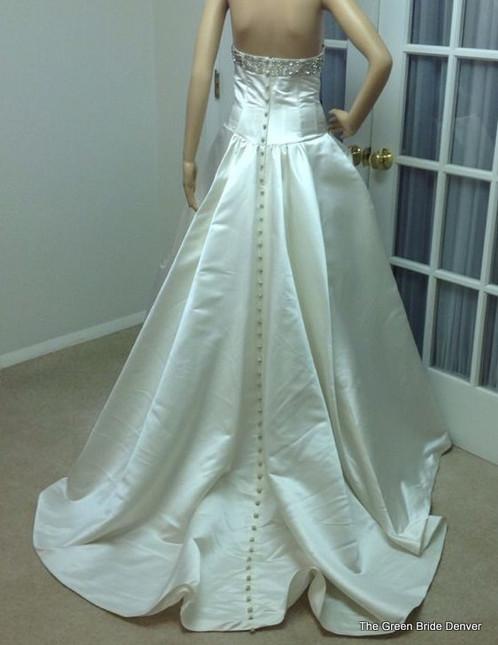 NOW & FOREVER SZ 10 WEDDING A LINE | WEDDING DRESS SHOP{ DENVER} THE ...