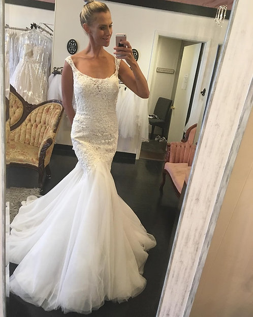Gorgeous on your Big Day sz 12 Ivory