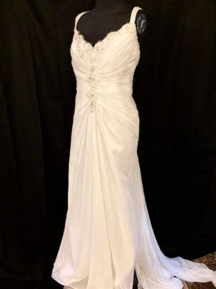 size 16 dress by Beautiful soft flowing sensational