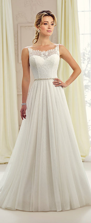 Soft flowing Perfection a brand new gown that you can order in any size